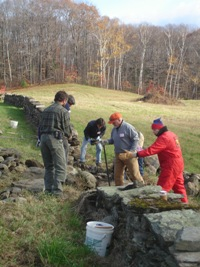 Stone Wall Workshop