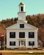 Orange County Courthouse, Chelsea, VT