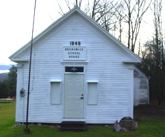 Brunswick School House