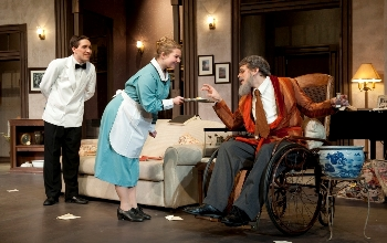 The Man Who Came to Dinner - Fall 2010 Theatre Procuction