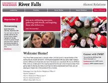 UWRF Alumni Web Site