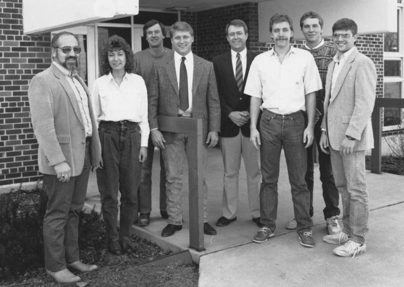 1989 AQ team