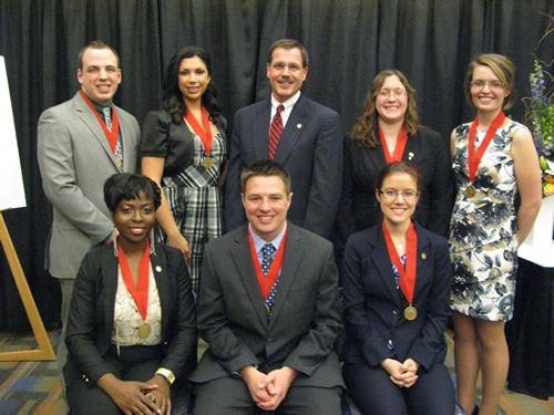 2012 Chancellor Award Winners