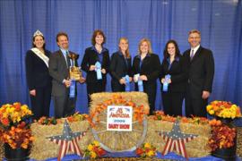 Dairy Judging Team