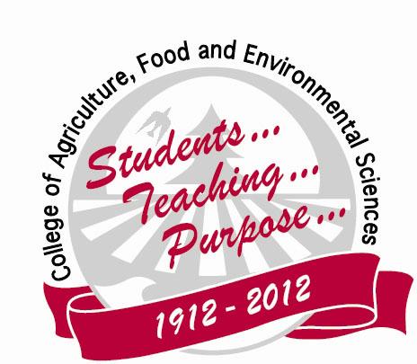 CAFES Centennial logo