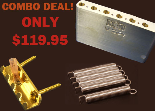 Combo Deals Ending, New Products, Save $40 on a KGC Complete
