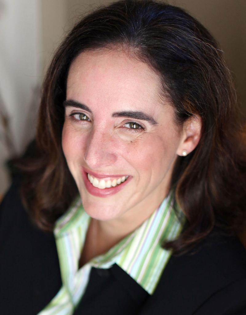 Photo of Executive Director Lauren Corduck