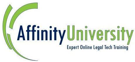Affinity Univeristy Logo