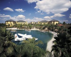 Loews Royal Pacific Resort, Orlando, FL