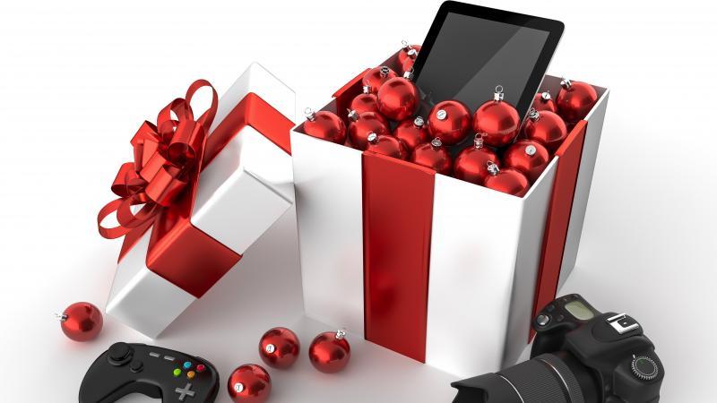 Цифровой подарок гаджет