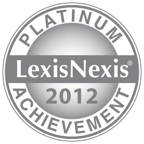 LN Platinum Achievement Award
