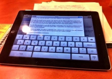 iPad for Lawyers