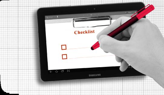 Tech Checklist