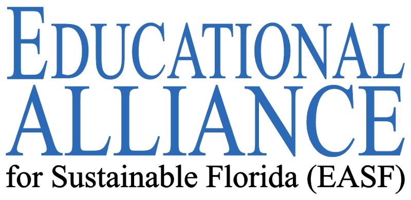 Educational Alliance for Sustainable Florida logo