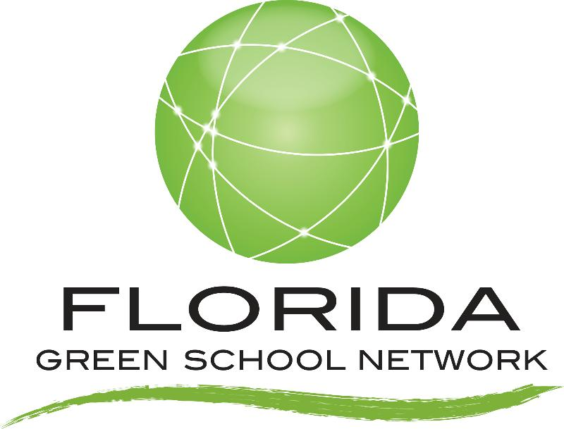 Florida Green Schools Network logo