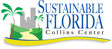 Sustainable Florida - Collins Center Logo