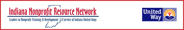 Indiana Nonprofit Resource Network Banner