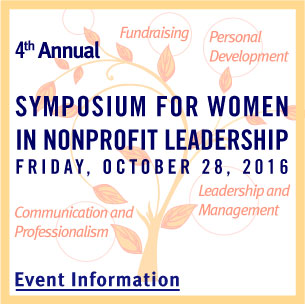 Symposium for Women in Nonprofit Leadership