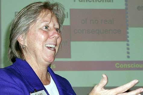 Susan Decker in Breakout