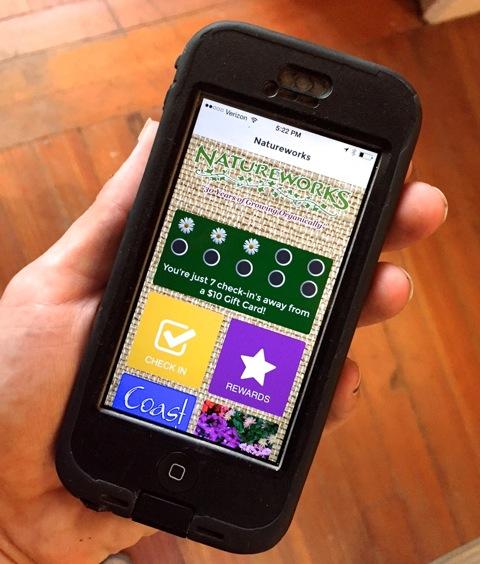 Natureworks App 2015-in hand
