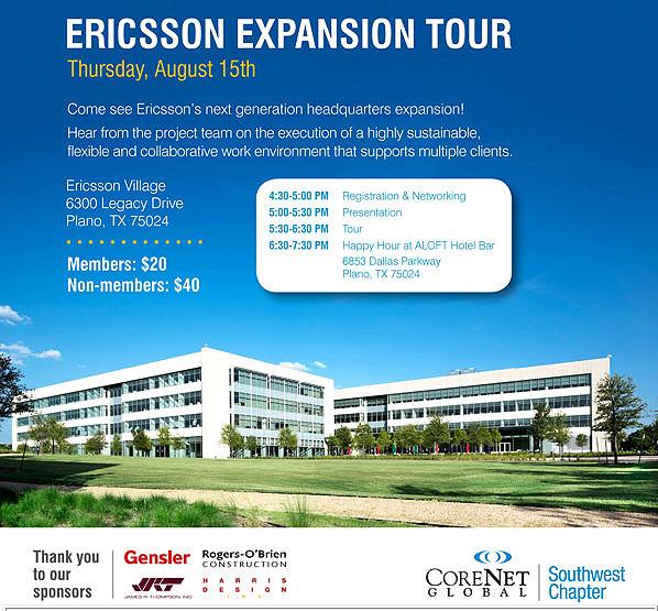 Ericcson Tour
