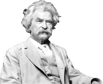 Mark Twain Author Series