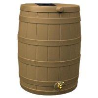 Garden Lecture: Rain Barrel Watering