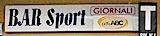 bar sport sign