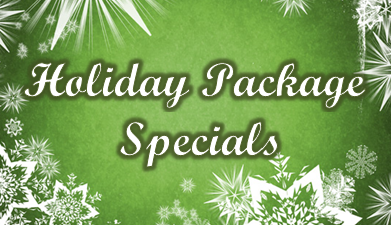 Holiday Package Specials
