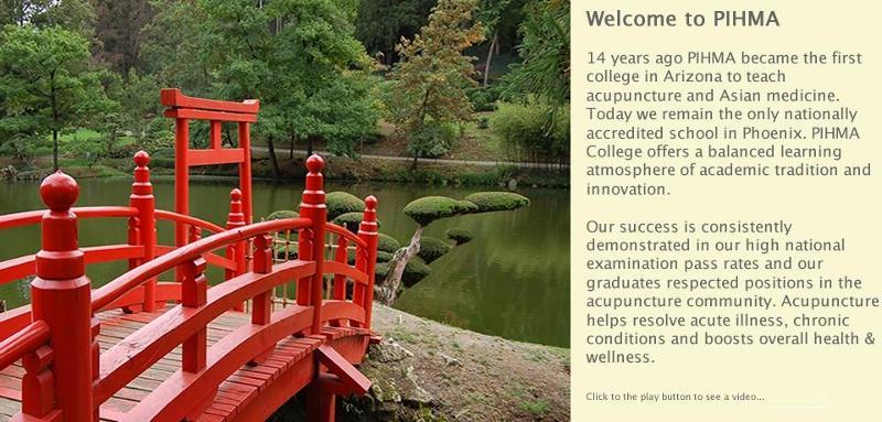 PIHMA's Upgraded Website
