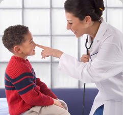 Nurse & Child