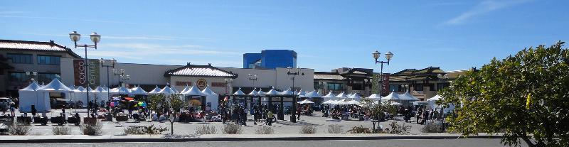 Phoenix Chinese Week Tents