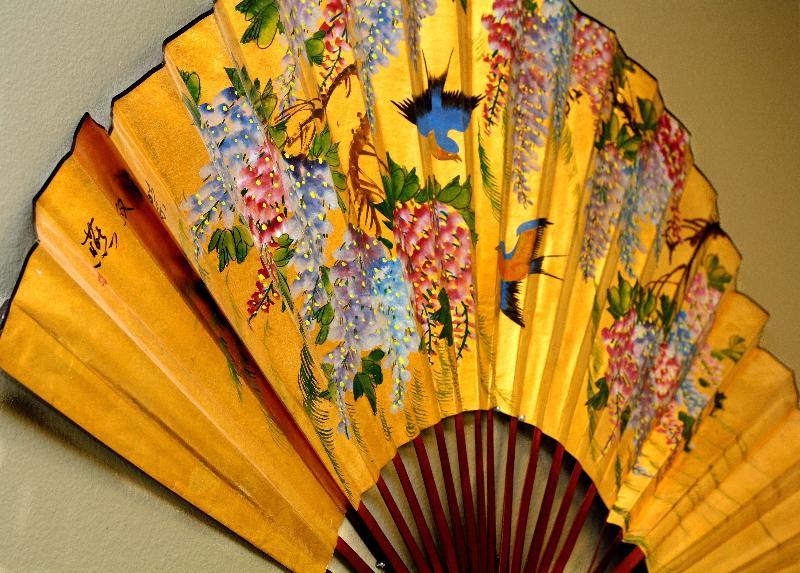 Golden Fan