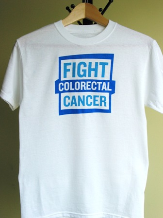 Fight CRC shirt