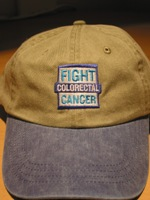 Fight CRC hat