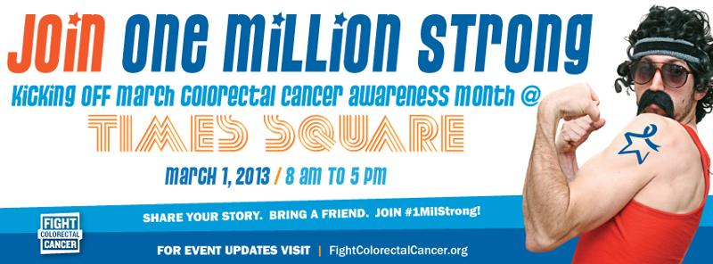 Join One Million Strong KickOff Event