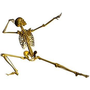 Skelly doing Tai Chi