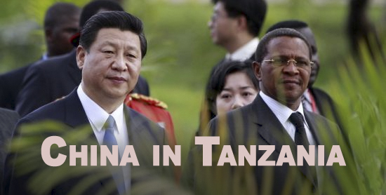 China Tanzania head of state