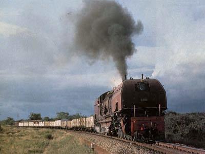 Serengeti railway