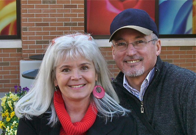Jim and Lynn Jarman