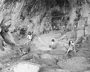 Carmel Caves