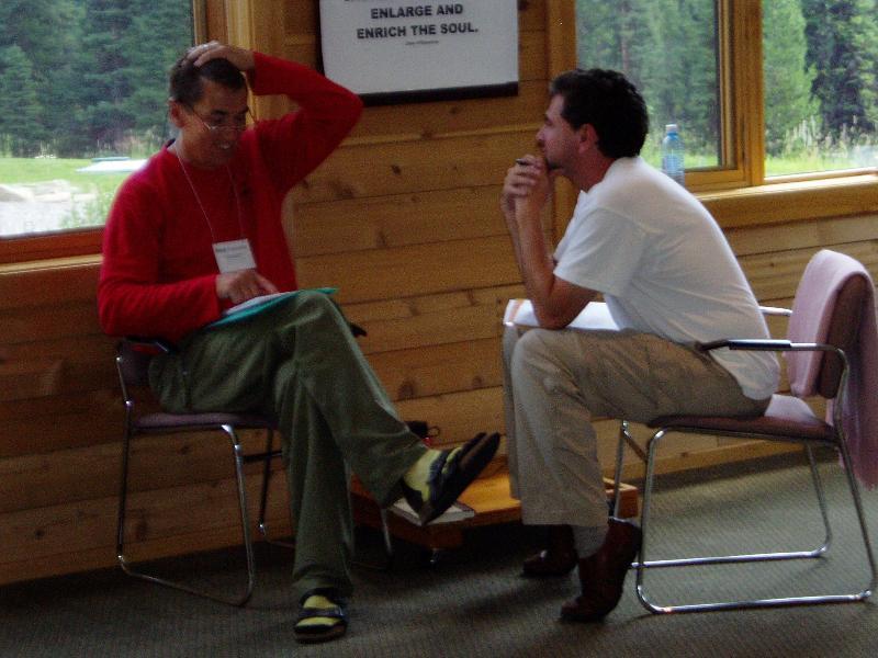 Clients Talking