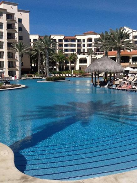Hyatt  Ziva Pool