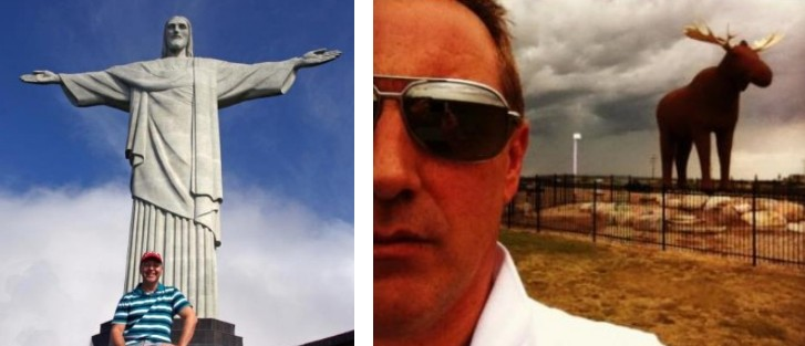 Dave & Freddie Vacation Pics