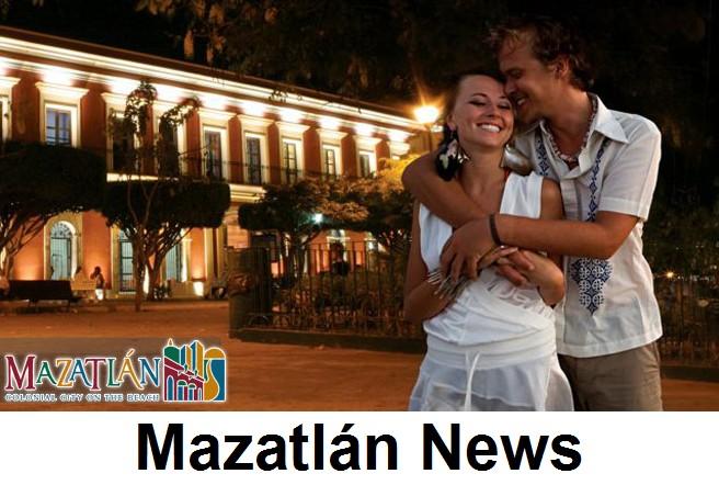 Mazatlan News Logo