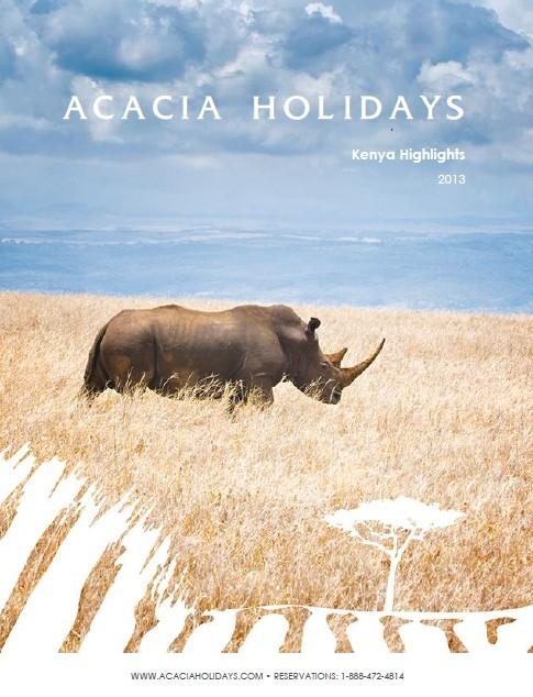 Acacia Kenya Highlights