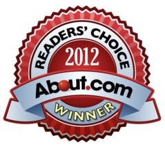 About.com Winner Badge
