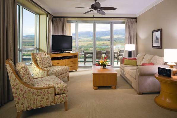 Honua Kai Living room
