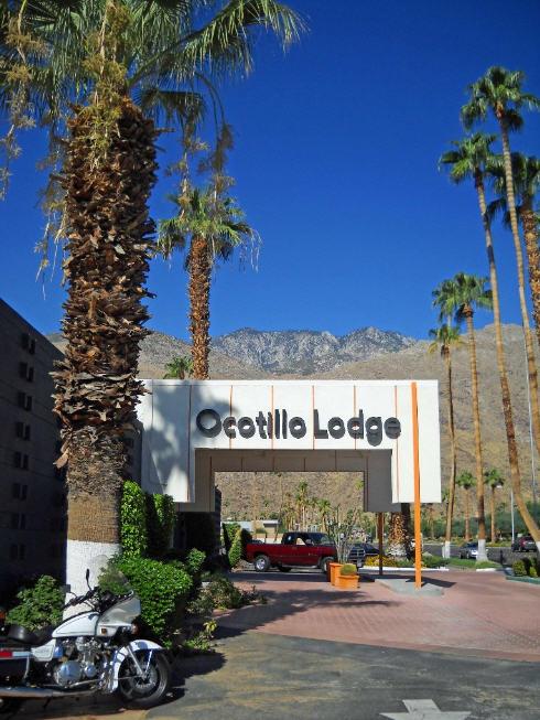 Ocotillo Lodge exterior pic