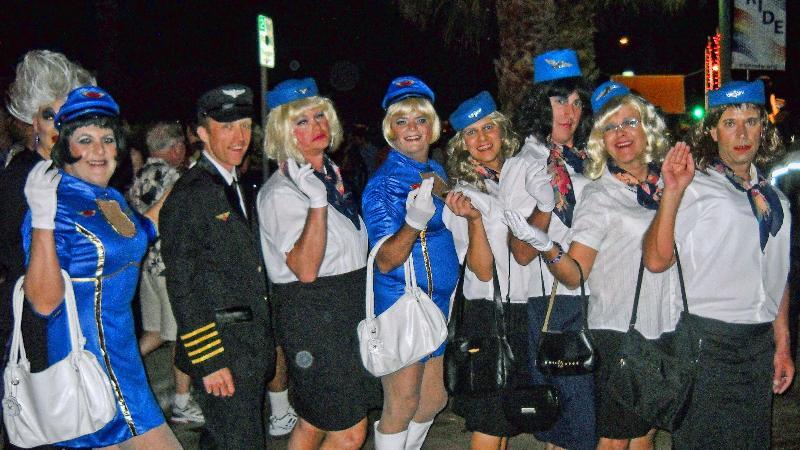 Halloween 2011 the crew